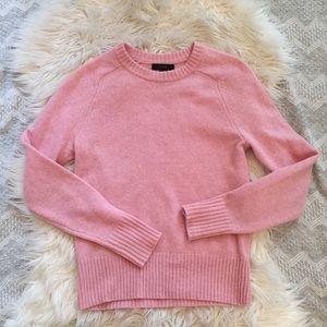 J.Crew Sweater Crew Pink Shirt XXS 0